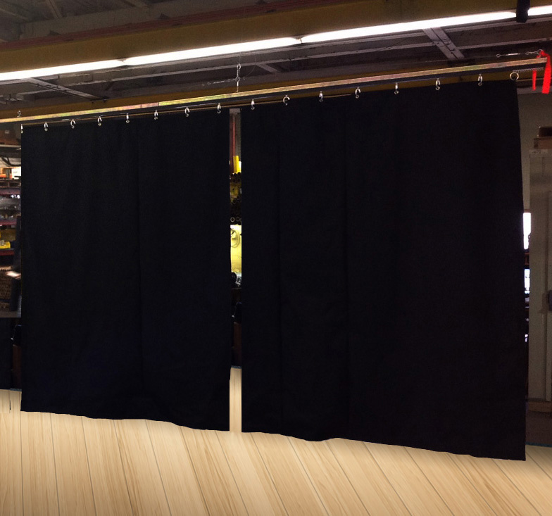 ... Online - Flame/Fire Retardant Stage Curtains and Industrial Dividers